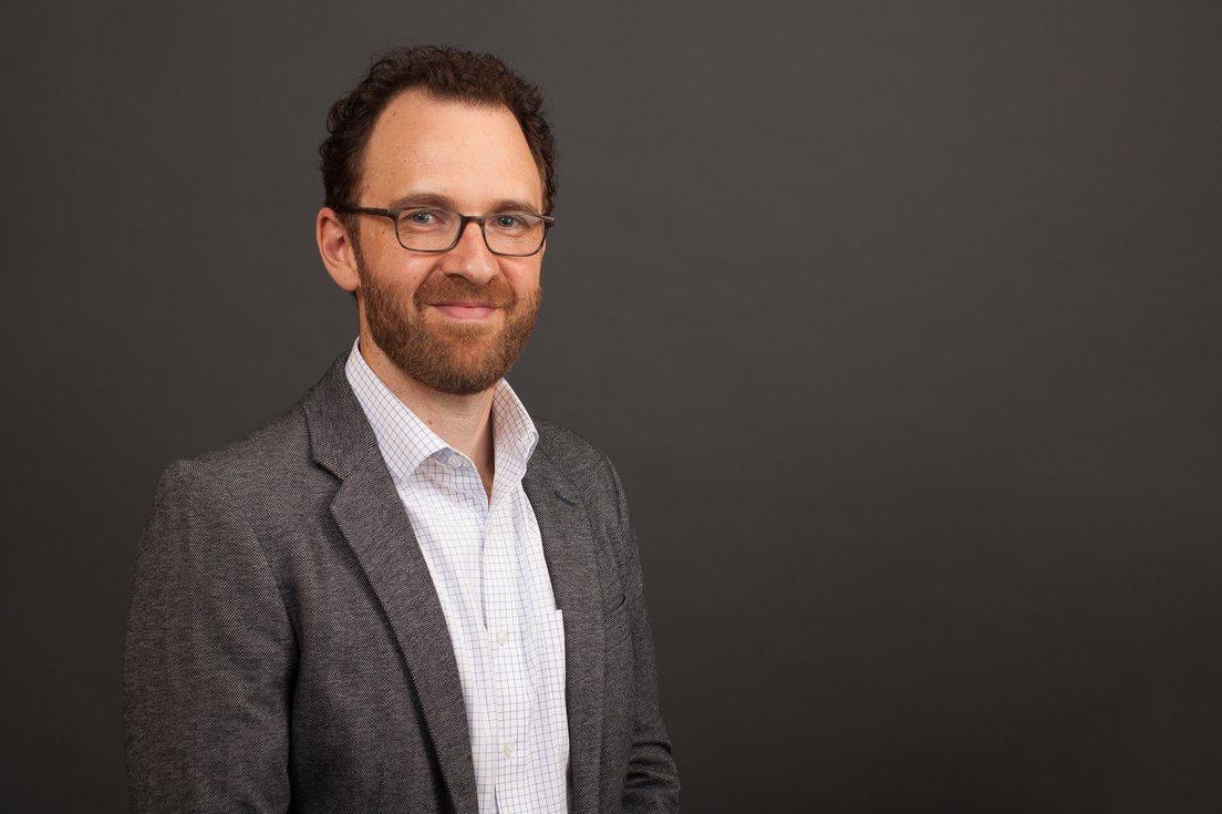 James Genone Faculty Portrait