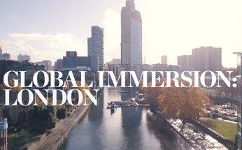 GI London Title Card