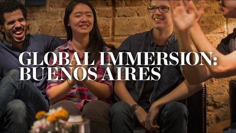 Global Immersion: BA