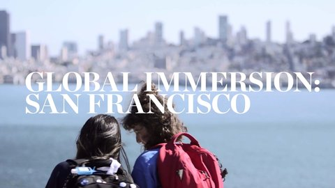 Global Immersion: SF Video thumbnail (DO NOT USE FOR OTHER PURPOSES)