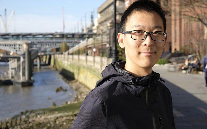 Jeff Cui 2018