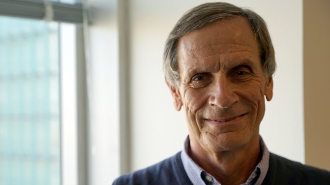 John Percival, Ph.D., Dean of Business