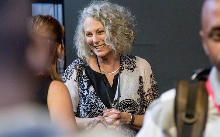 Vicki Chandler at Foundation Week 2016