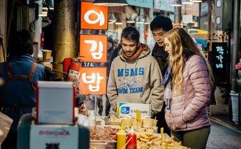 Seoul Food Market