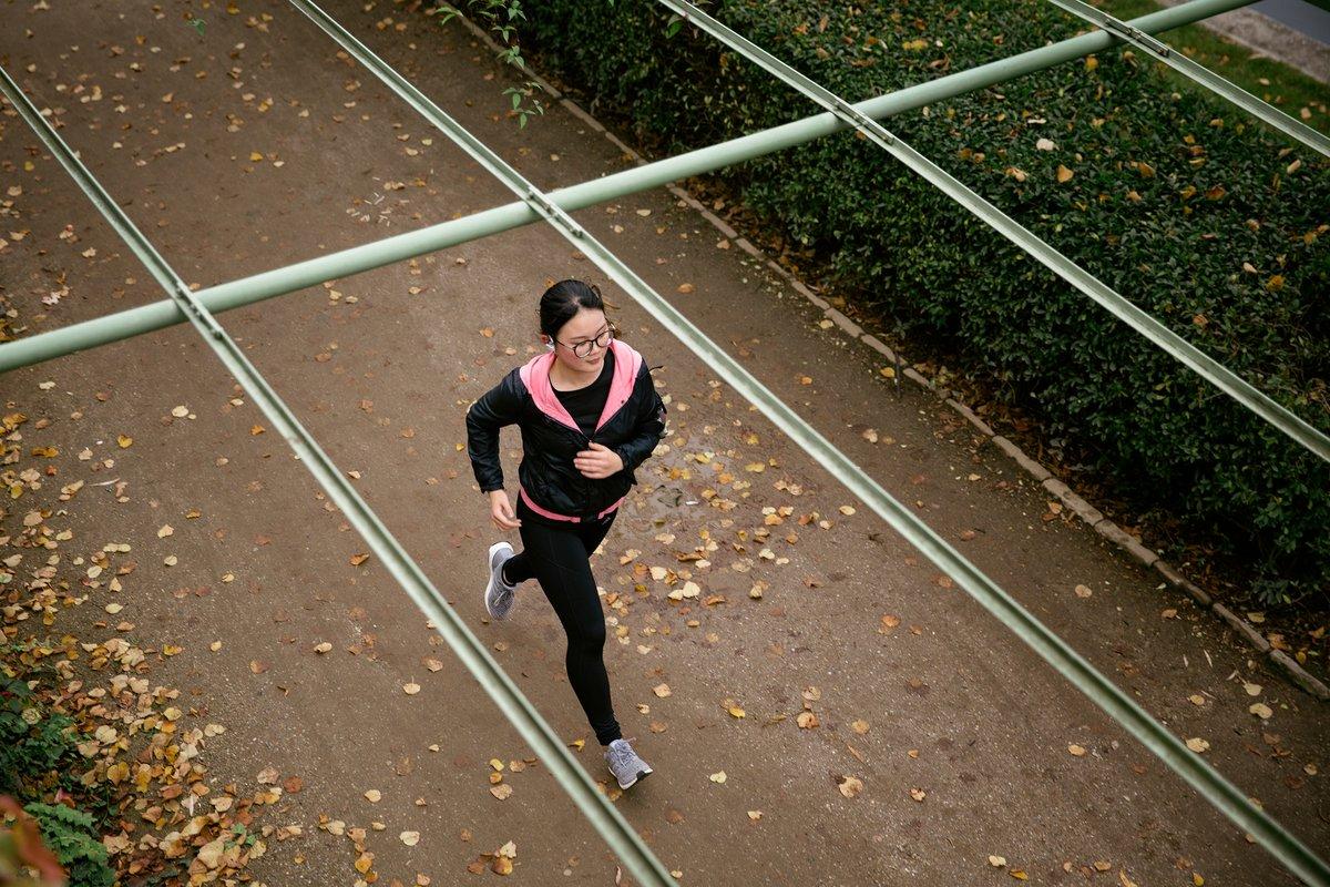Shan Running in Berlin